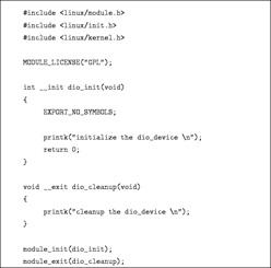 プログラムサンプルコード