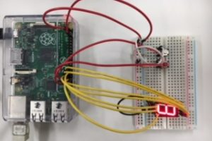 Raspberry PiでC言語版Lチカ
