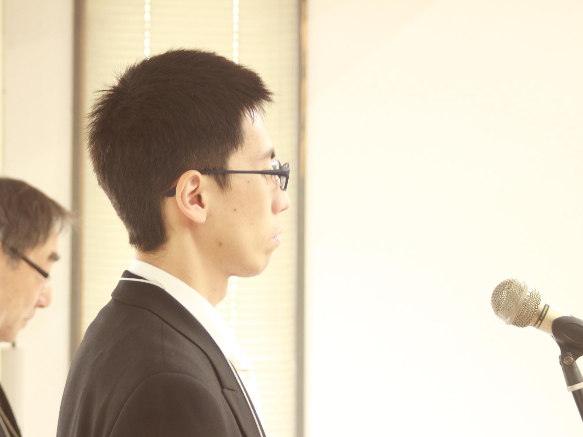 司会 小林先生